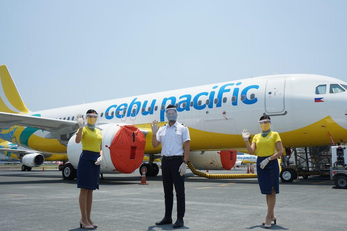 Cebu Pacific Advisory: CEB Resumes Manila-Dubai-Manila Flights