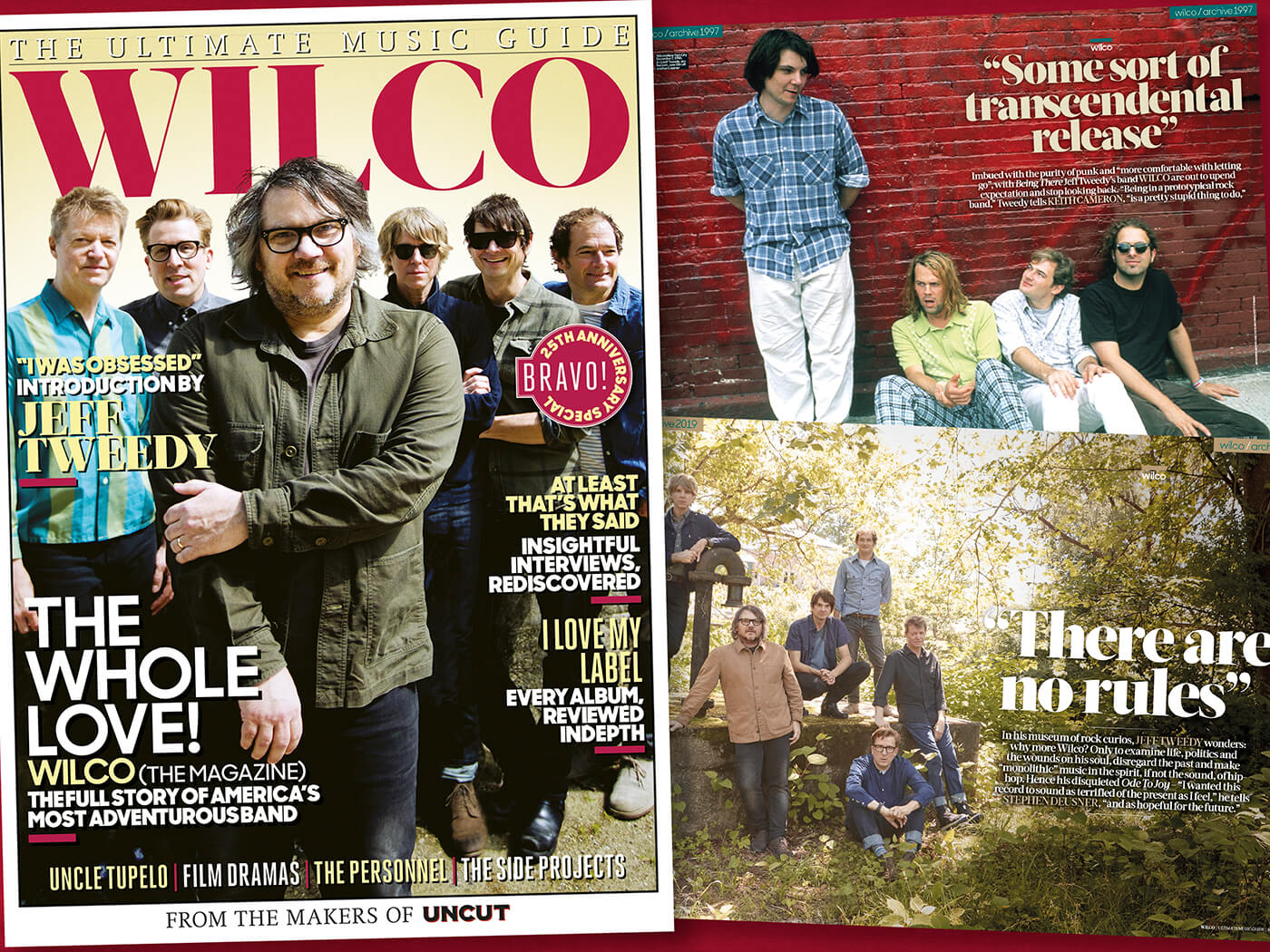 Introducing the Ultimate Music Guide to Wilco