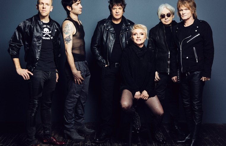 Blondie announce 2021 tour and archive boxset