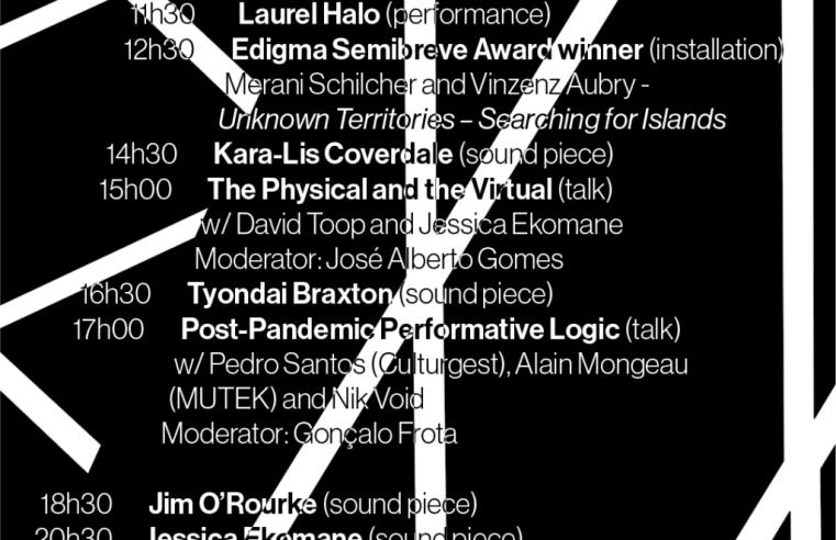 Semibreve Festival and Fact to stream performances from Laurel Halo, Oliver Coates, Klara Lewis