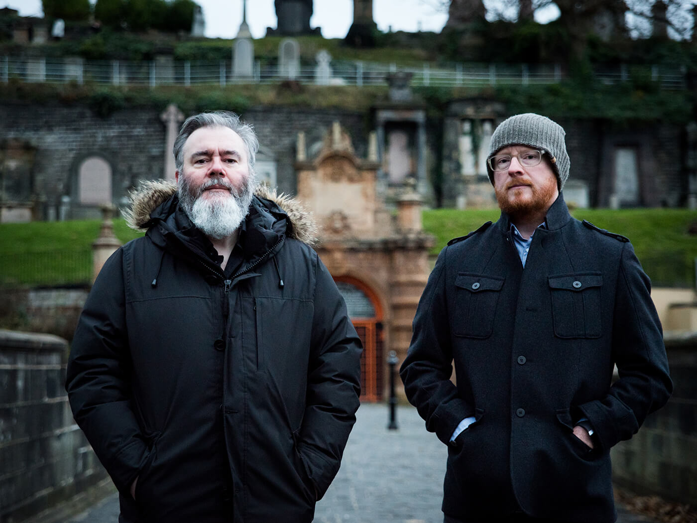 Arab Strap announce first album for 16 years, As Days Get Dark