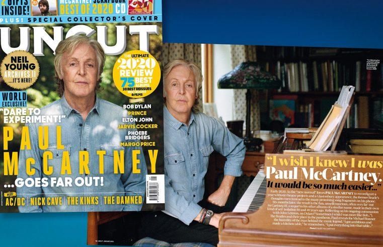 Paul McCartney delays release of McCartney III to December 18