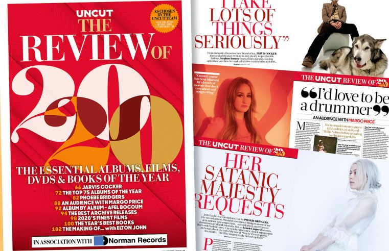 What's inside Uncut's Review Of 2020?
