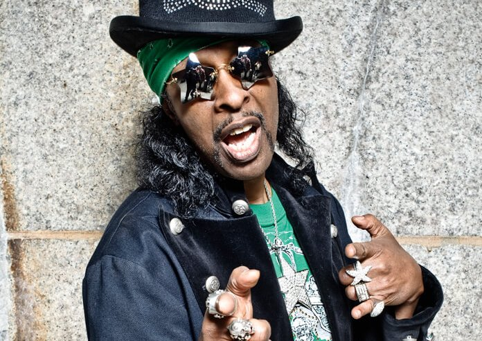 Send us your questions for Bootsy Collins