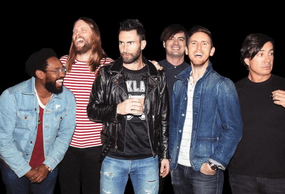Maroon 5 Announce New Album 'Jordi'