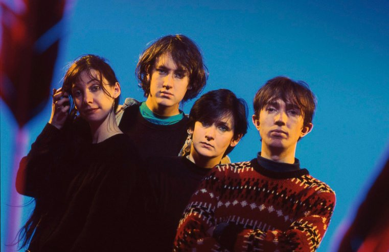My Bloody Valentine sign to Domino and reissue catalogue
