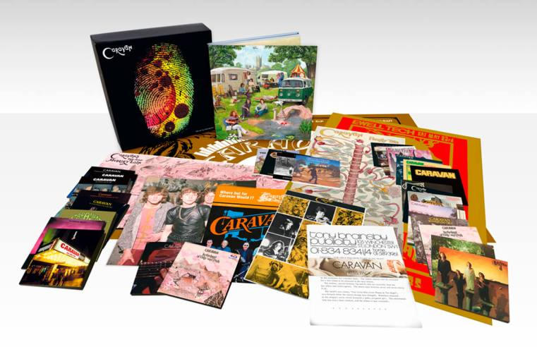 Caravan unveil 37-disc box set, including hours of unreleased live material