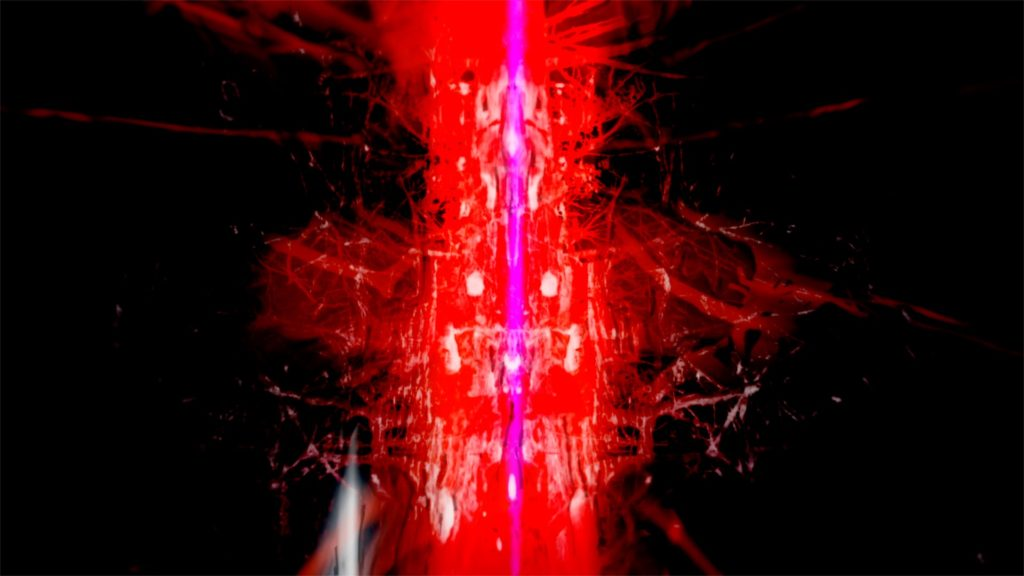 Experimental filmmaker embryoroom presents Ravaged By The Sun (American Cannibalism)
