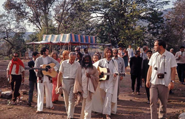 New documentary, The Beatles And India, set for autumn release