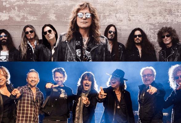 Whitesnake & Foreigner 2022 Arena Tour