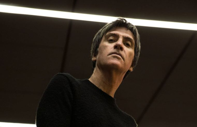 Johnny Marr shares trailer for his Live At The Crazy Face Factory livestream
