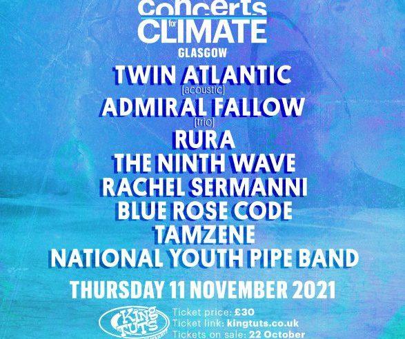 Project Zero Announces Concerts For Climate