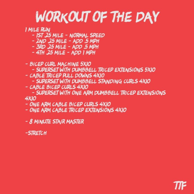 40-Minute HIIT Bicep and Tricep Workout