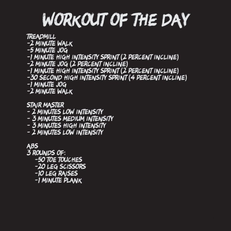 35 Minute HIIT Cardio Workout
