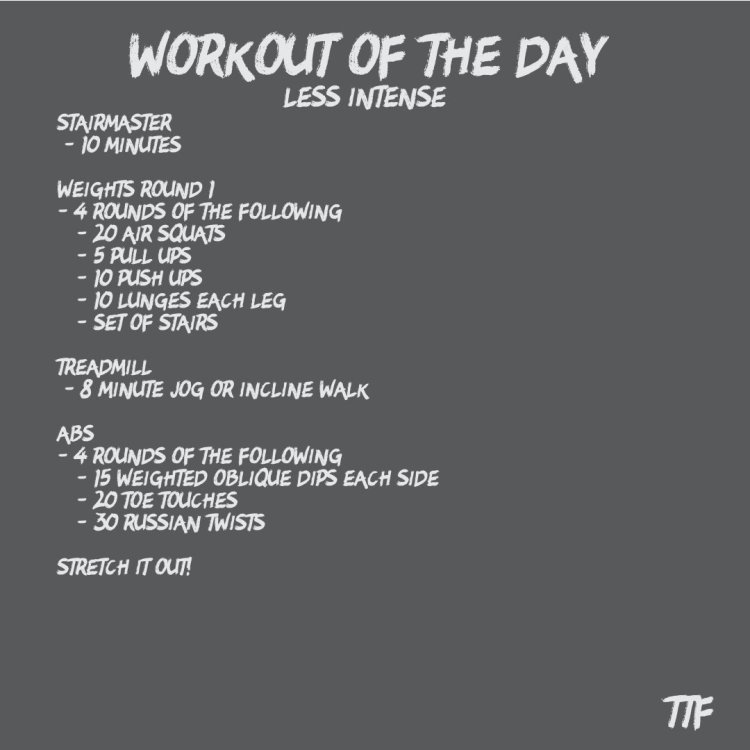 high intensity cardio and full body workout