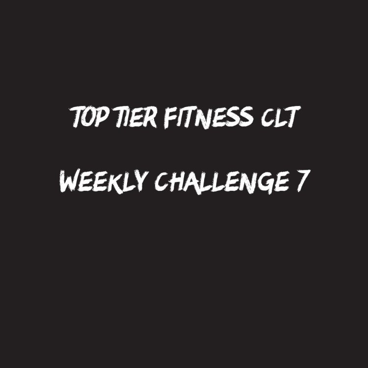 Kick-off to 2020 Week 7 Challenge