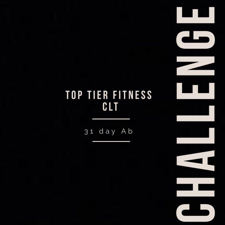 31 Day Ab Challenge!