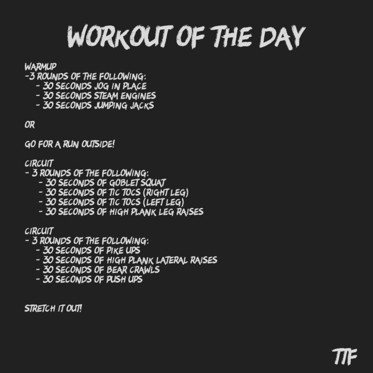 30 Minute Home HIIT Workout