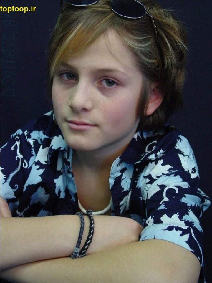 عکس پسر خوشگل ایرانی 15 ساله