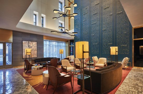 Lobby, Viceroy Chicago Hotels in US