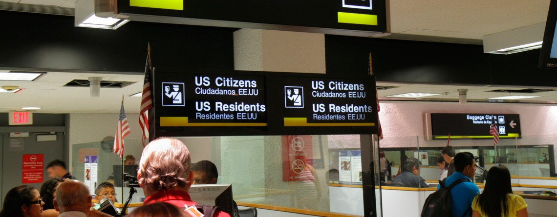 custom and immigration