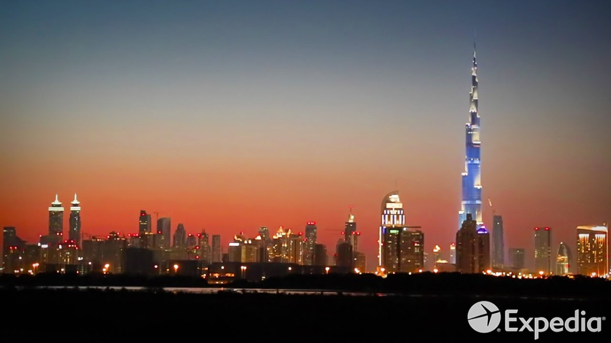 Dubai Vacation Travel Guide Expedia Video Top Travel Videos