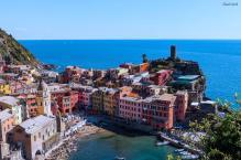 Vernazza, vía web de Cinque Terre