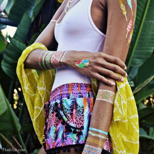Colección Illia, imagen de la página web de Flash Tattoos