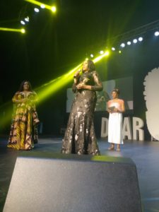 elevision Drama of the Year – Jenifa's Diary Sound of the Year – Burna Boy Outstanding Leadership in Public Governance – NDDC Newscaster of the Year – Binta Burkar
