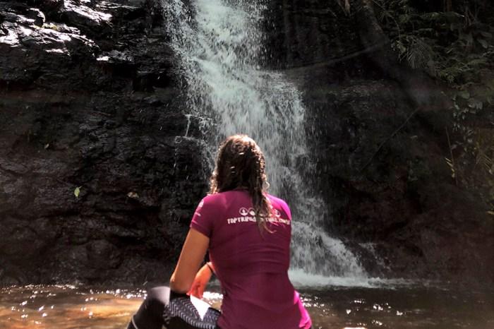 Trilha Cachoeiras Secretas