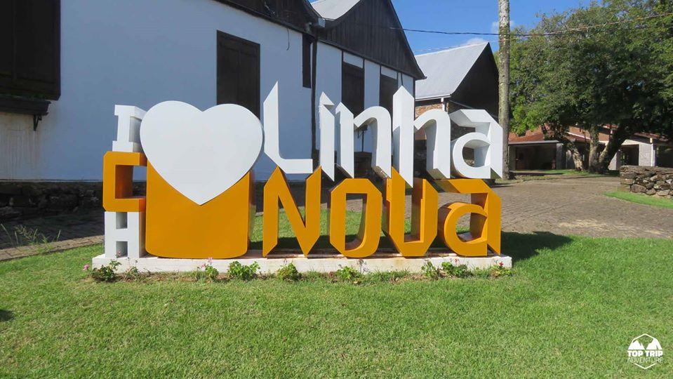 TOP TRIP ADVENTURE | LINHA NOVA | CAMINHADA