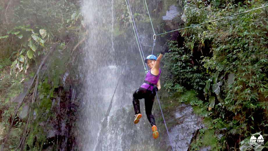 TOP TRIP ADVENTURE | TRILHA | CHAPADA DOS VAGALUMES | RAPEL