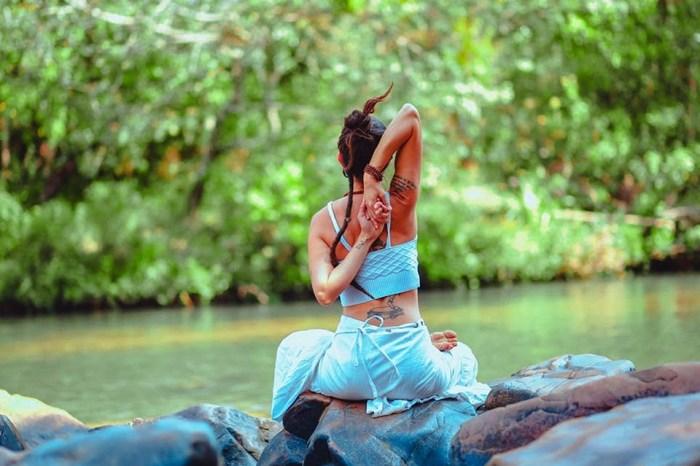 Vivência de Yoga – Terra de Areia
