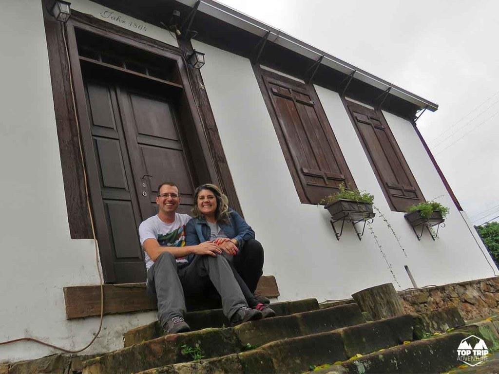 TOP TRIP ADVENTURE | CAMINHADA COLONIAL | LINHA NOVA