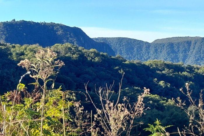 Trilha do Cerro Branco