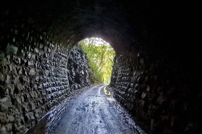 Trilha Túnel e Cascatas – Salvador do Sul