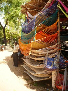 продажа гамаков в Гоа