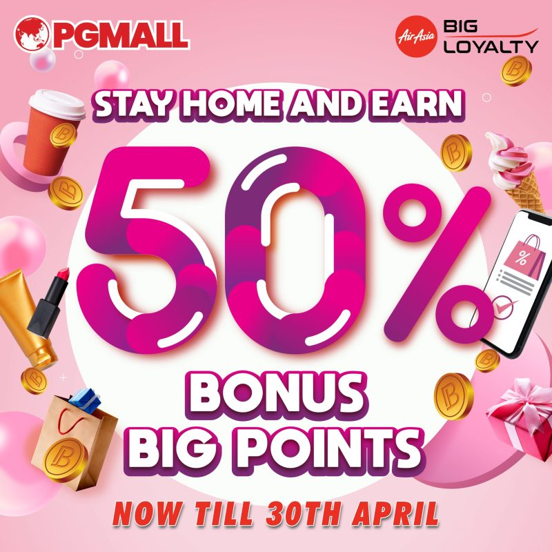 air asia loyalty points