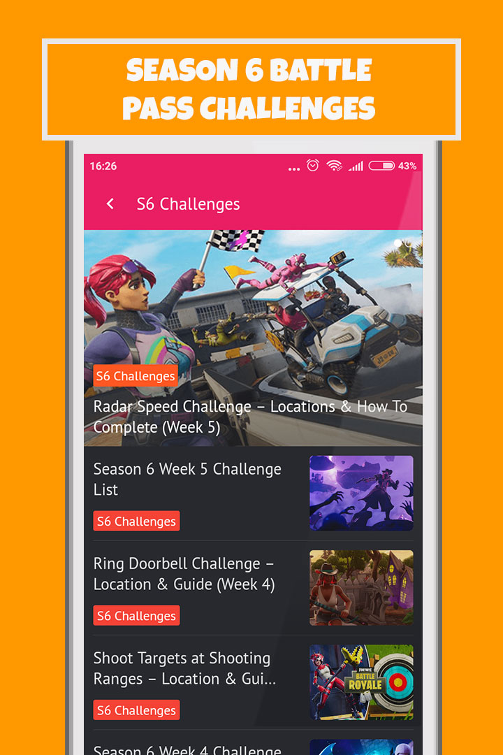 Download Android Guide App for Fortnite - Top USA Games