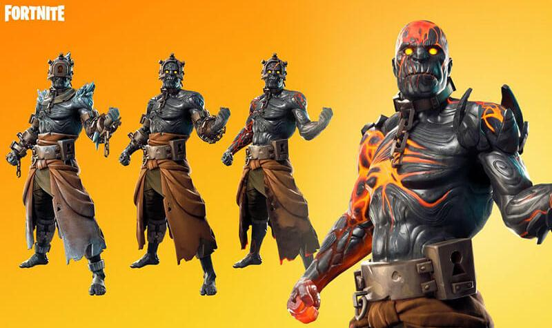 hey guys welcome to this ultimate guide for fortnite season 7 prisoner skin you ll learn in this guide all about the prisoner skin stages how to unlock - where is skin in fortnite