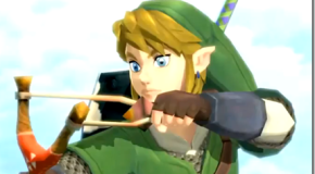 E3 2010 The Legend of Zelda: Skyward Sword