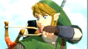 """El estilo gráfico del """"Legend of Zelda: Skyward Sword"""""""