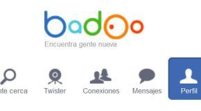 Comparte tus aficiones con badoo