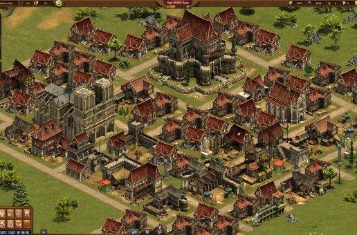Forge of Empires: ¡un juego de estrategia online para navegador!
