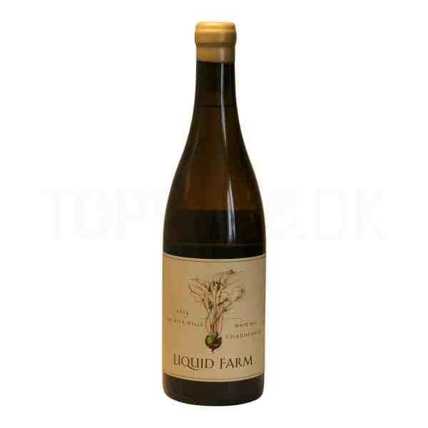 Topvine Liquid Farm White Hill Chardonnay 2014
