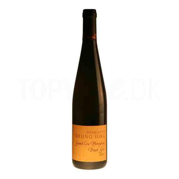 Topvine Bruno Sorg Grand cru Pinot Gris 2011