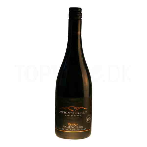 Topvine Lawsons Dry Hills Pinot Noir Reserve 2014