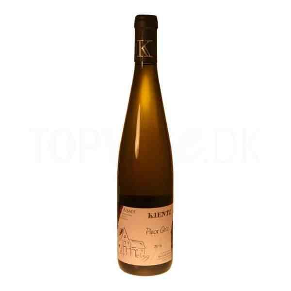 Topvine Kientz Pinot Gris Alsace 2016
