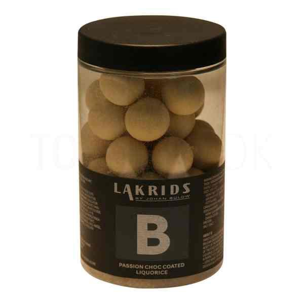 Topvine Johan Buelow Lakrids No. B, 250 g