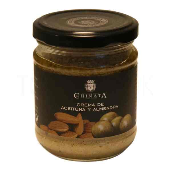 Topvine La Chinata – Groenne oliven & mandel tapenade, 180 gr